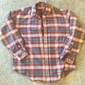 Men's L.L.Bean Plaid Flannel